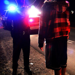 DUI Defense Sample Field Sobriety Test