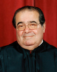 Legal blog post about Justice Scalia's death