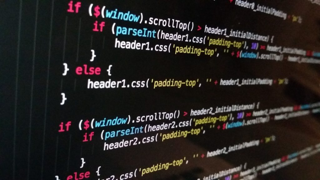 Search engines see computer code rather than headings in a legal blog post